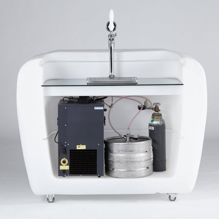 bar comptoir roller bar plan de travail tag res et roues inclus. Black Bedroom Furniture Sets. Home Design Ideas