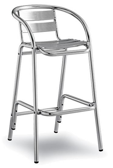 chaise haute new tango alu. Black Bedroom Furniture Sets. Home Design Ideas