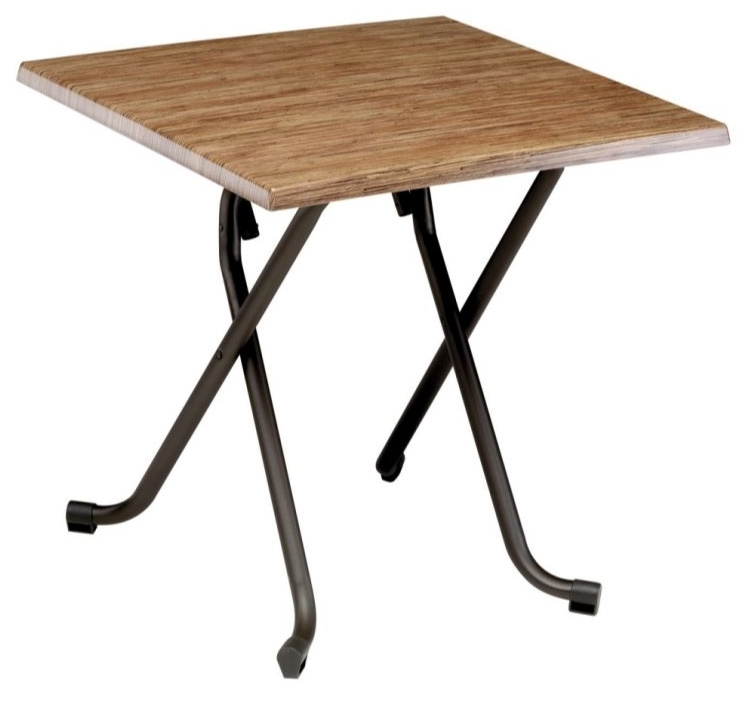Pi tement de table basculant for Pietement de table pliante