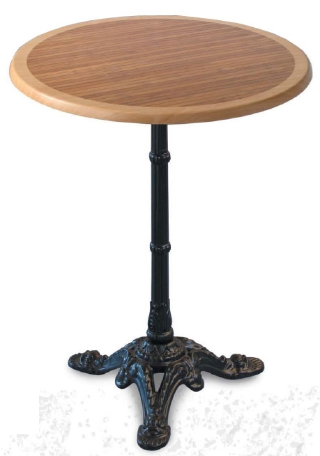 bistrot 4100 pi tement de table classique en metal pour bar ou pictures to pin on pinterest. Black Bedroom Furniture Sets. Home Design Ideas