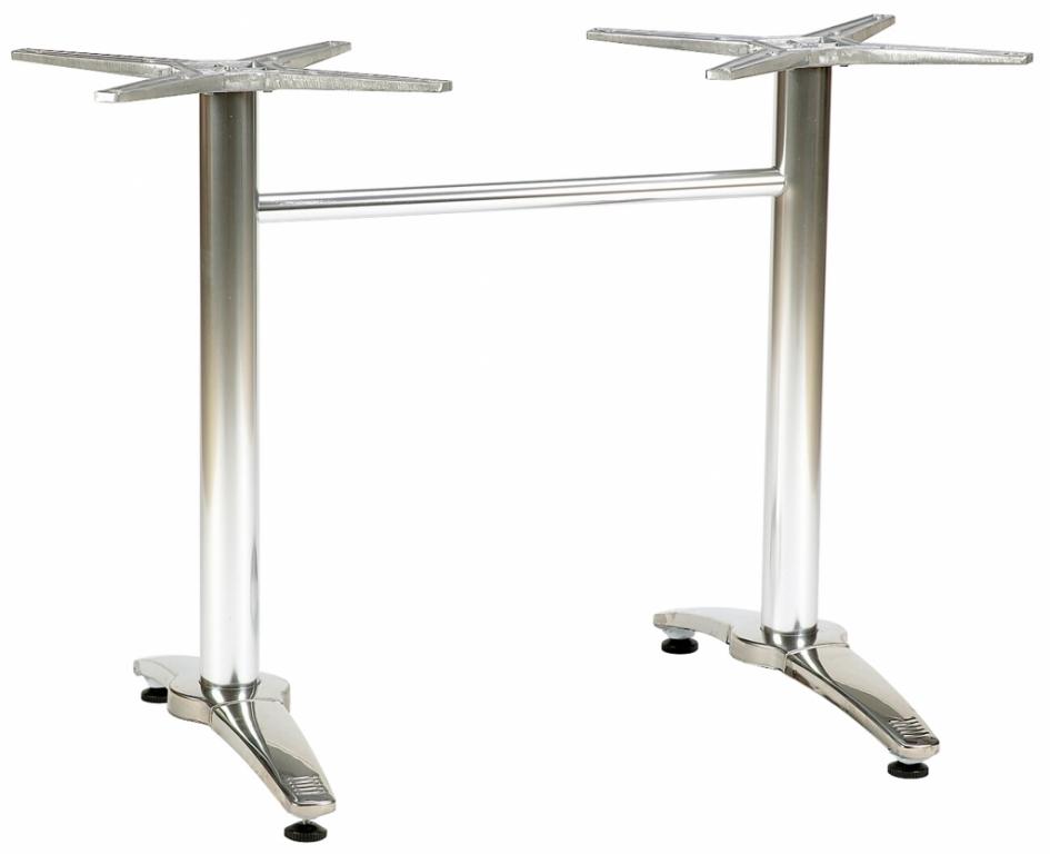 Pi tement de table corsica rect - Pietement de table pliable ...