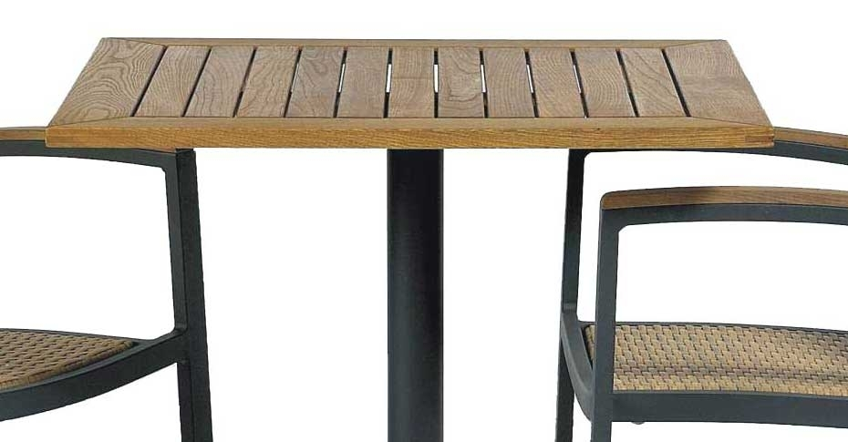 Plateau de table acacia robinier - Articles de table ...