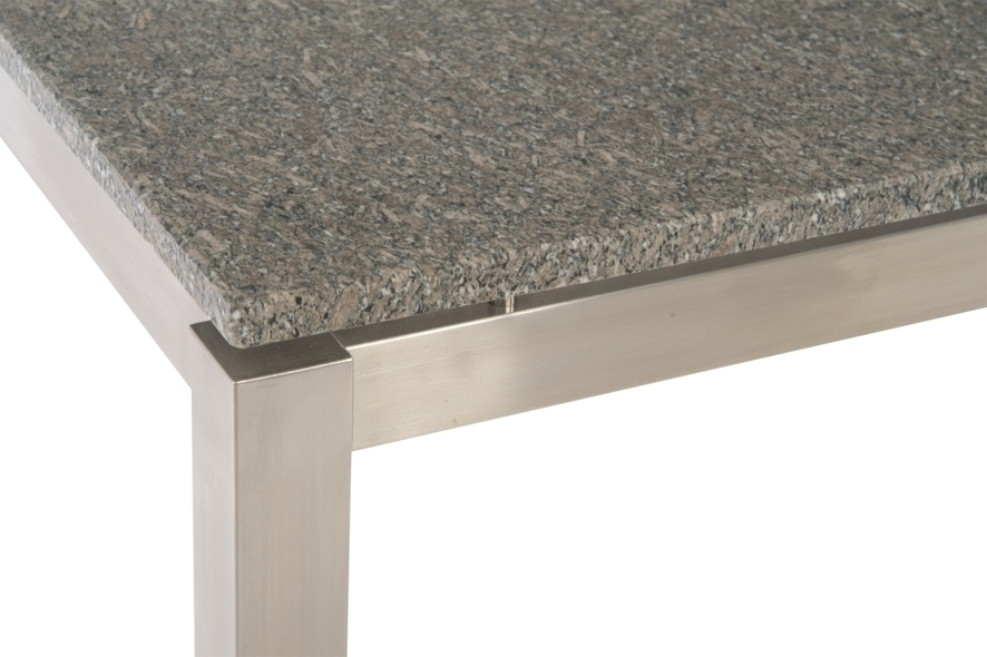 Plateau De Table Granit