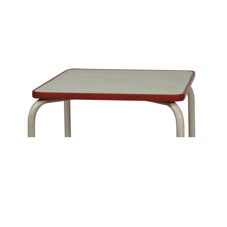 Plateau de table inox peint - Plateau de table inox ...