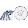 Powerblocks eclairage parasol led